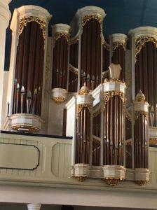 Orgel in Fortkerk